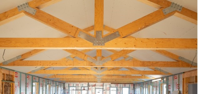 Warm Roof Trusses