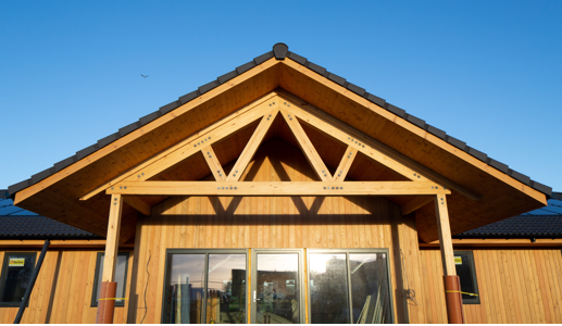 Cold Roof Truss