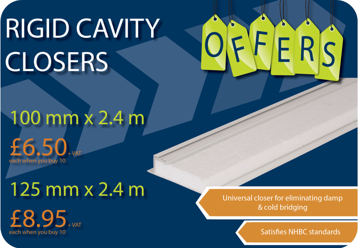 Rigid Cavity Closers