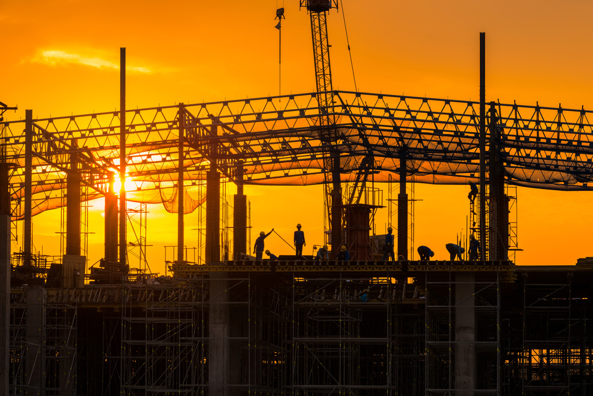 construction industry recovery post pandemic