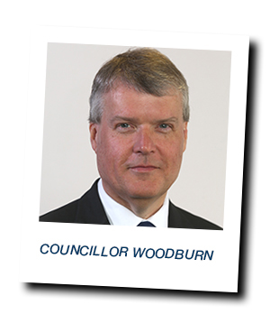 Councillor Woodburn