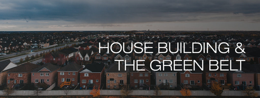 House building and the green belt