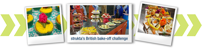 strukta | British Bake Off